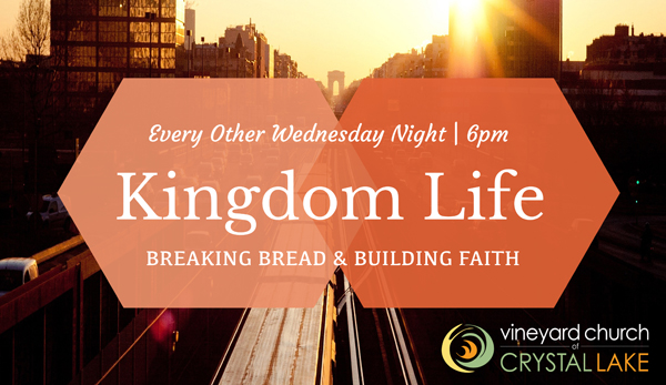 Kingdom Life on Wed Nights