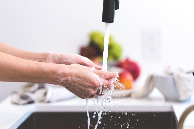 The Broken Dishwasher